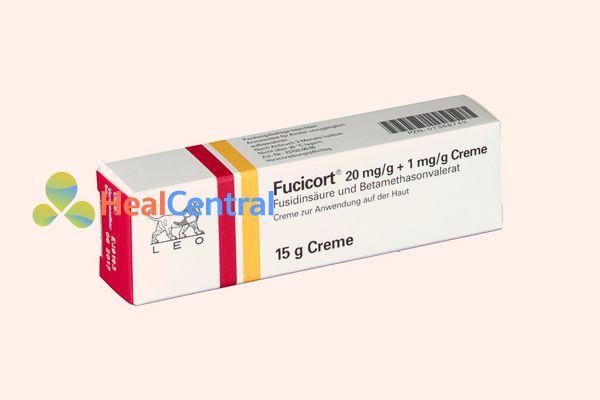 Hộp thuốc Fucicort