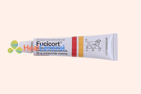 Hình ảnh: Tuýp thuốc Fucicort