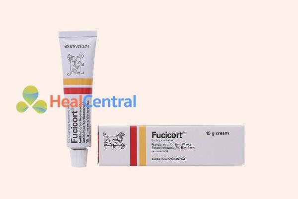 Bảo quản thuốc Fucicort