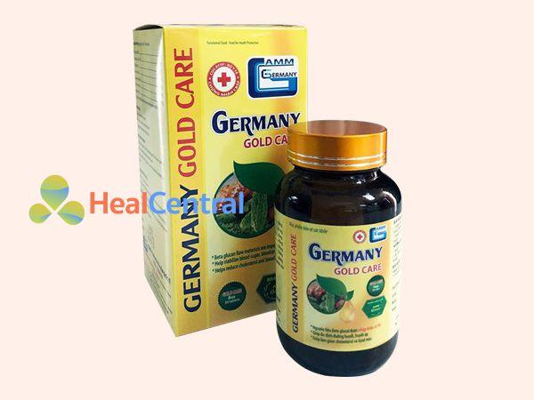 Germany Gold Care - hỗ trợ duy trì huyết áp ổn định