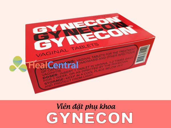 Viên đặt phụ khoa Gynecon