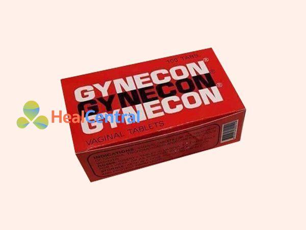 Hình ảnh hộp thuốc Gynecon