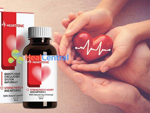 Heart Tonic - hỗ trợ kiểm soát huyết áp ổn định