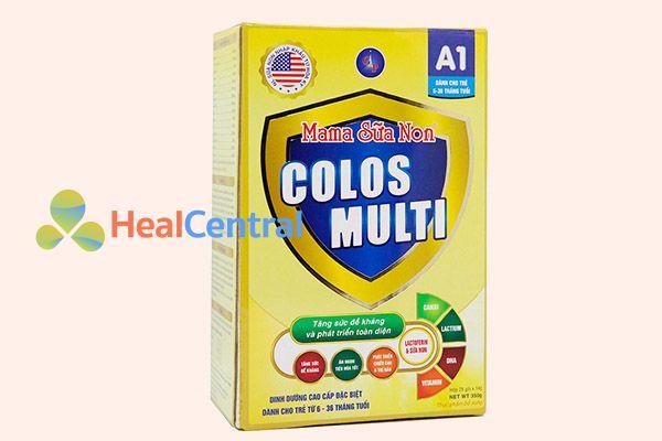 Hộp Mama Sữa Non Colos Multi A1