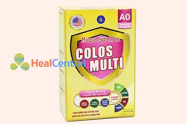 Hộp Mama Sữa Non Colos Multi A0