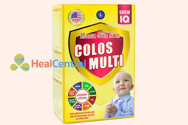 Hộp Mama Sữa Non Colos Multi Grow IQ