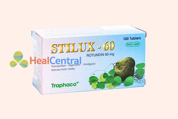 Hộp thuốc Stilux