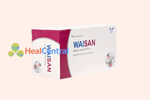 Hộp thuốc Waisan