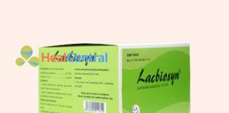 Thuốc Lacbiosyn