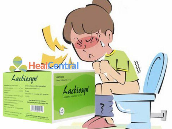 Thuốc Lacbiosyn - thuốc điều trị tiêu chảy