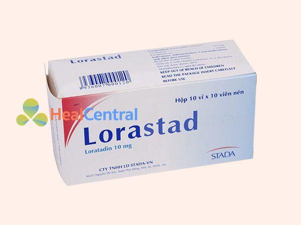 Thuốc Lorastad