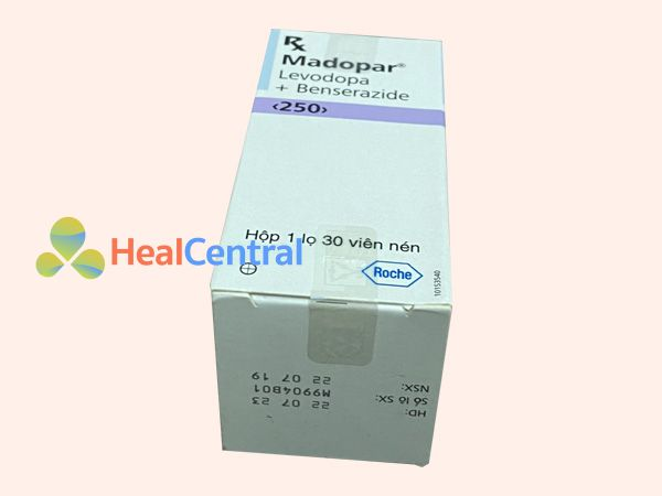 Thuốc Madopar xuất xứ từ Thụy Sĩ