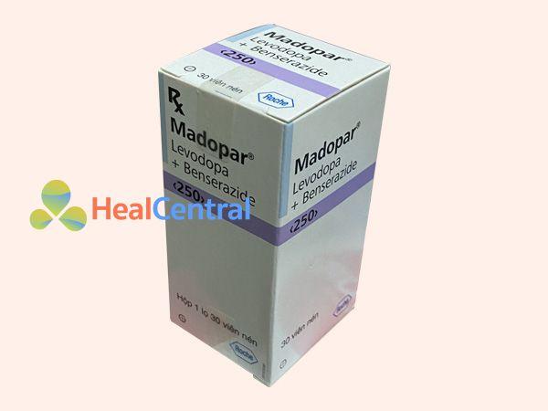 Thuốc Madopar chứa thành phần Levodopa