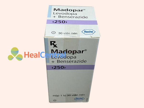 Thuốc Madopar chính hãng
