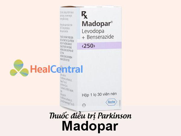 Thuốc Madopar