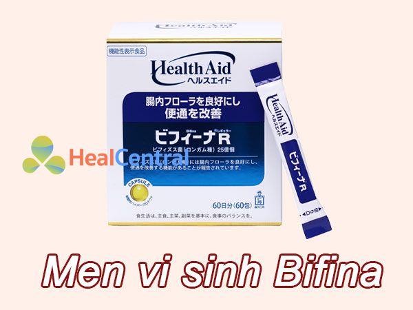 Hình ảnh Men vi sinh Bifina