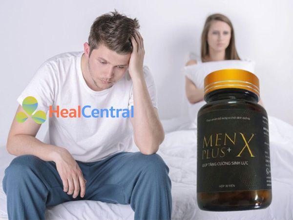 Menx plus - tăng cường sinh lý cho phái mạnh
