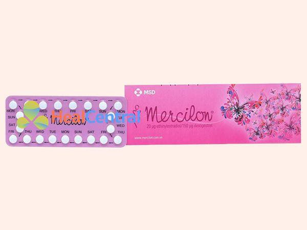 Thuốc Mercilon xuất xứ từ Ailen