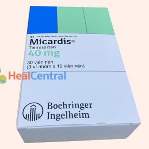 Hình ảnh minh họa Micardis