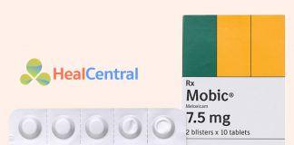 Hình ảnh thuốc Mobic 7.5mg