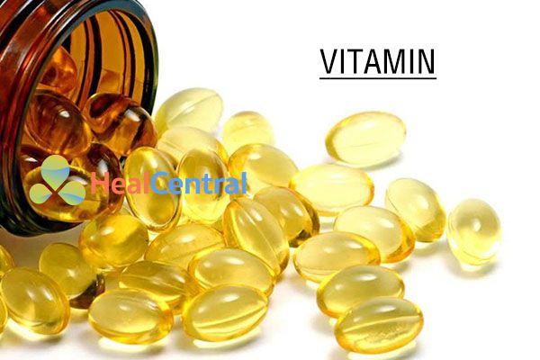 Một số vitamin có tác dụng dưỡng mắt