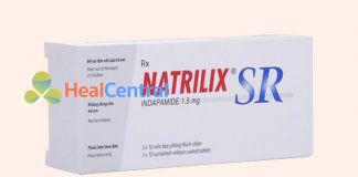 Hình ảnh thuốc Natrilix SR