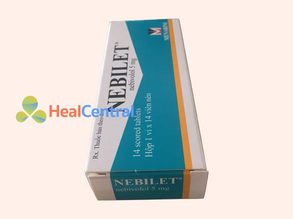 Thuốc Nebilet - điều trị cho bệnh nhân tăng huyết áp