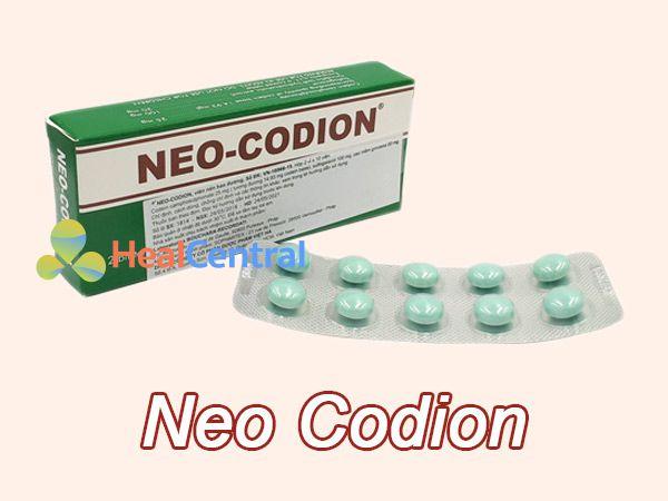 Hình ảnh thuốc Neo Codion