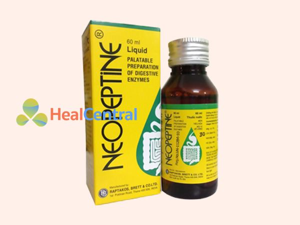 Thuốc Neopeptine dạng dung dịch uống