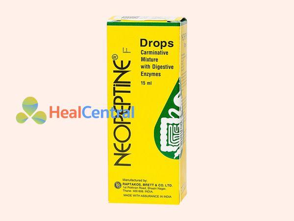 Thuốc Neopeptine xuất xứ từ Ấn Độ