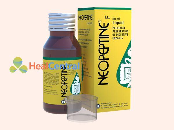 Thuốc Neopeptine cải thiện tình trạng khó tiêu