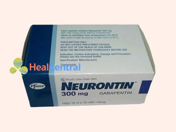 Thuốc Neurontin giúp điều trị các cơn động kinh hiệu quả