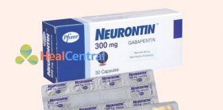 Hình ảnh thuốc Neurontin