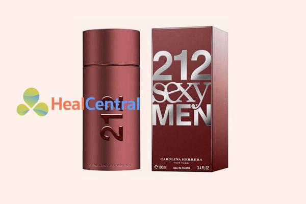 Nước hoa kích dục nữ 212 Sexy Men