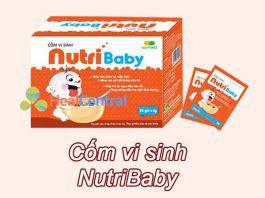 Hình ảnh Cốm vi sinh Nutribaby