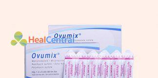 Thuốc đặt âm đạo Ovumix