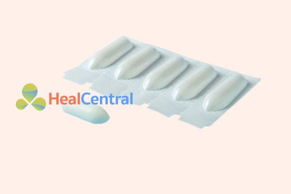 Hình ảnh: Viên đặt ovumix