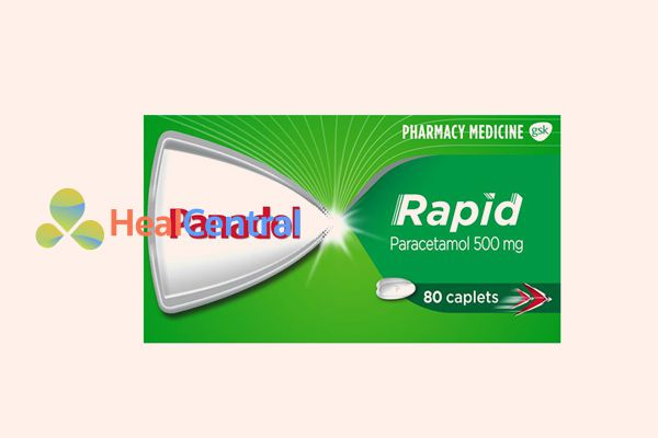 Thuốc Panadol Rapid