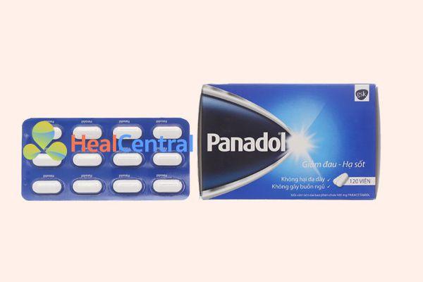 Thuốc Panadol xanh