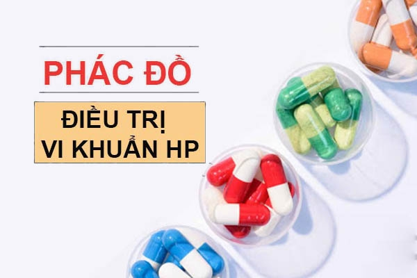 Phác đồ điều trị Hp của bộ y tế