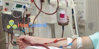Rối loạn huyết động ở bệnh nhân thay thế thận