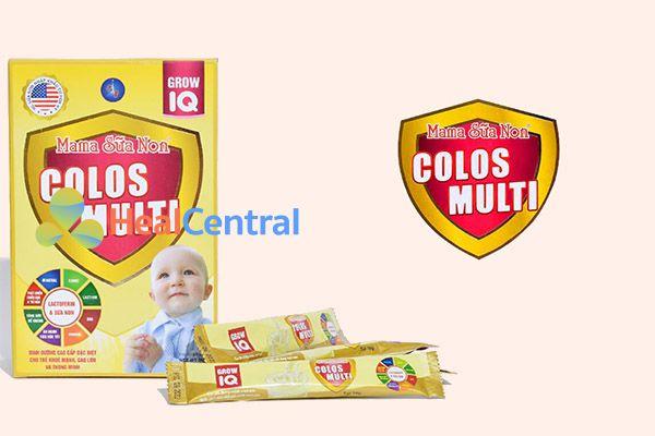 Sản phẩm Mama Sữa Non Colos Multi