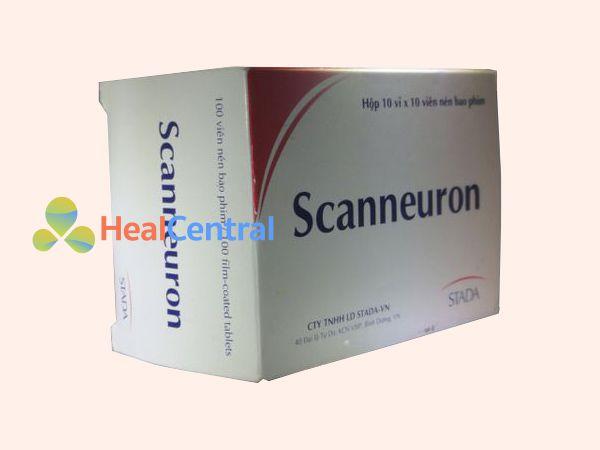 Hình ảnh thuốc Scanneuron được dùng đường uống