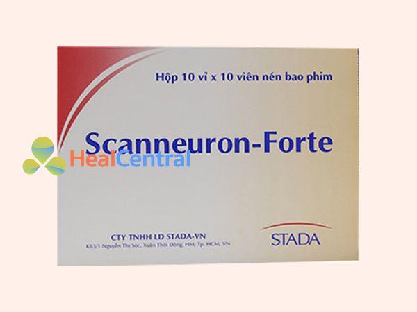 Hình ảnh thuốc Scanneuron giúp bổ sung vitamin