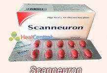 Hình ảnh thuốc Scanneuron