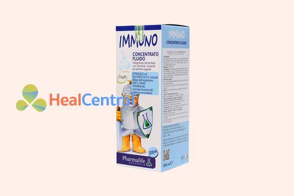 Siro tăng cường đề kháng trẻ nhỏ Immuno