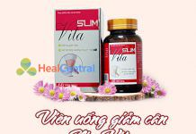 Hình ảnh viên uống giảm cân Slim Vita