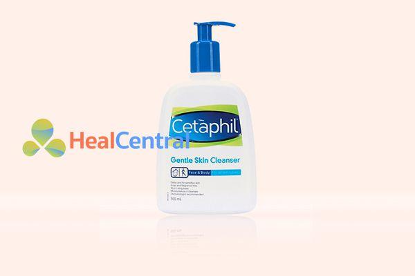 Sữa rửa mặt Cetaphil 500ml