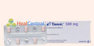 Thuốc Tavanic
