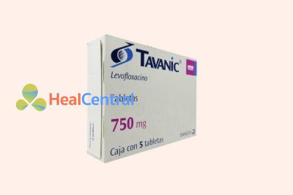 Thuốc Tavanic 750mg